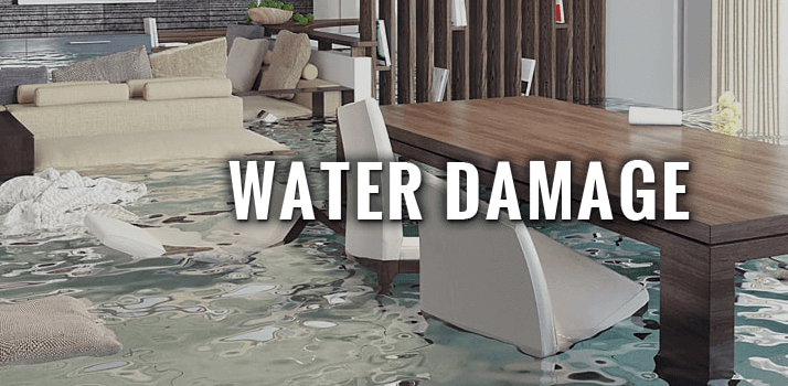San Diego Water Damage Repairs
